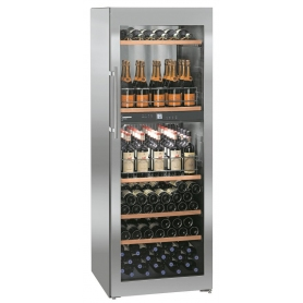 Liebherr WTPes 5972 Vinidor 2 x Zone Freestanding multi-Temperature Wine Cabinet